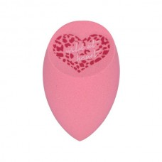 Real Techniques Wild At Heart Miracle Complexion Sponge® - Спонж для макияжа РОЗОВЫЙ 1шт