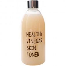 REALSKIN Healthy Vinegar Skin Toner RICE - Тонер для лица Восстанавливающий РИС 300мл