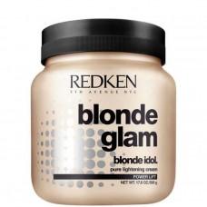 REDKEN Blonde Idol Blonde Glam - Осветляющая паста с аммиаком 500гр