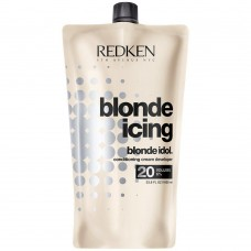 REDKEN Blonde Glam Conditioning Cream Developer 20 vol (6%) - Проявитель для осветления 6%, 1000мл
