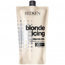 REDKEN Blonde Glam Conditioning Cream Developer 30 vol (9%) - Проявитель для осветления 9%, 1000мл