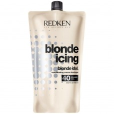 REDKEN Blonde Glam Conditioning Cream Developer 40 vol (12%) - Проявитель для осветления 12%, 1000мл