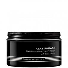 REDKEN BREWS Clay Pomade - Помада-глина для волос 100мл