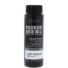 REDKEN BREWS Color Camo Light Natural - Камуфляж седины 8N СВЕТЛЫЙ НАТУРАЛЬНЫЙ 60мл