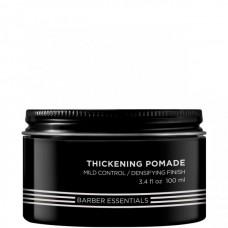 REDKEN BREWS Thickening Pomade - Помада уплотняющая для тонких волос 100мл