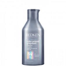 REDKEN Color Extend Graydiant Shampoo - Шампунь с ультрафиолетовым пигментом для ультрахолодных оттенков блонд 300мл