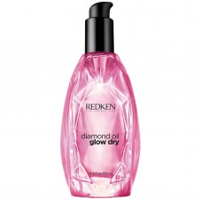 REDKEN Diamond Oil Glow Dry OIL - Термозащитное масло для сияния волос 100мл