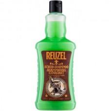 REUZEL Scrub Shampoo - Шампунь-скраб для волос 1000мл