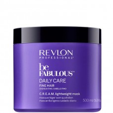 REVLON Professional be FABULOUS DAILY CARE FINE HAIR C.R.E.A.M. Mask For Fine Hair - Маска для тонких волос 500мл