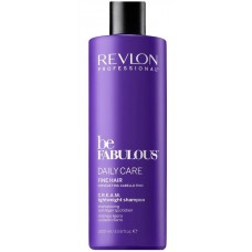 REVLON Professional be FABULOUS DAILY CARE FINE HAIR C.R.E.A.M. Shampoo For Fine Hair - Очищающий шампунь для тонких волос 1000мл