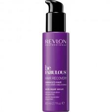 REVLON Professional be FABULOUS HAIR RECOVERY Ends Repair Serum - Восстанавливающая сыворотка для кончиков волос 80мл