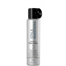 REVLON Professional STYLE MASTERS Hairspray Photo Finisher 3 - Лак сильной фиксации 75мл