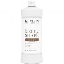REVLON Professional lasting SHAPE Curly Neutralizer - Нейтрализатор для химической завивки 850мл
