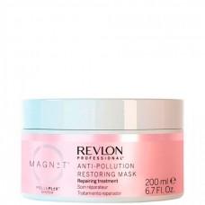 REVLON Professional MAGNET Anti-Pollution Restoring Mask - Восстанавливающая маска для волос 200мл