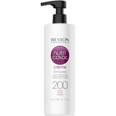 REVLON Professional nutri color creme 200 - Коктейль-колор 3-в-1 с питательным уходом 200 ФИОЛЕТОВЫЙ 750мл