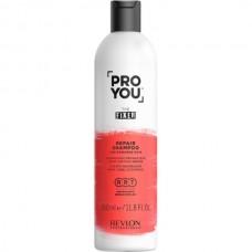 REVLON Professional PRO YOU FIXER Repair Shampoo - Шампунь восстанавливающий для поврежденных волос 350мл