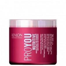 REVLON Professional PROYOU Nutritive Mask - Маска увлажняющая и питательная 500мл