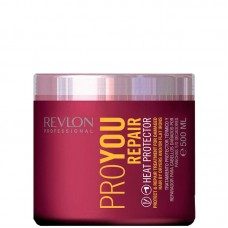 REVLON Professional PROYOU Repair Heat Protector Mask - Восстанавливающая маска для волос 500мл