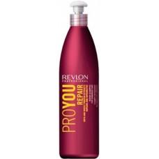 REVLON Professional PROYOU Repair Shampoo - Шампунь для волос восстанавливающий 350мл