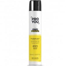 REVLON Professional PRO YOU SETTER Extreme Hold Spray - Лак экстремальная стойкость для фиксации и блеска 500мл