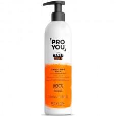 REVLON Professional PRO YOU TAMER Sleek Smoothing Balm - Разглаживающий бальзам для контроля укладки и блеска 350мл