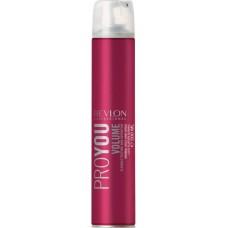 REVLON Professional PROYOU Hairspray Volume - Лак для объема НОРМАЛЬНОЙ фиксации 500мл