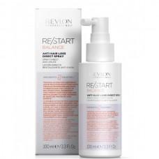 REVLON Professional RE/START BALANCE Anti Hair Loss Direct Spray - Спрей против выпадения волос 100мл