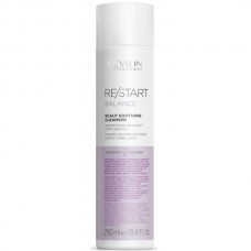 REVLON Professional RE/START BALANCE Scalp Soothing Cleanser - Мягкий шампунь для чувствительной кожи головы 250мл