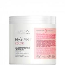 REVLON Professional RE/START COLOR Protective Jelly Mask - Защитная гель-маска для окрашенных волос 500мл