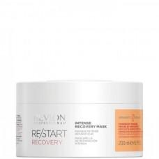 REVLON Professional RE/START RECOVERY Intense Recovery Mask - Интенсивная восстанавливающая маска для волос 200мл