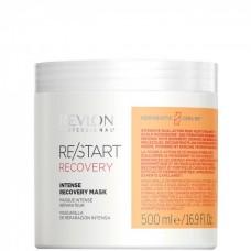 REVLON Professional RE/START RECOVERY Intense Recovery Mask - Интенсивная восстанавливающая маска для волос 500мл