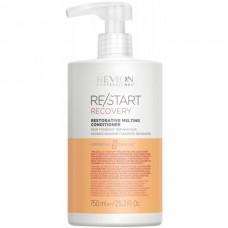 REVLON Professional RE/START RECOVERY Restorative Melting Conditioner - Восстанавливающий кондиционер для поврежденных волос 750мл