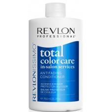 REVLON Professional REVLONISSIMO Color Care Anti Fading Conditioner - Кондиционер анти-вымывание цвета без сульфатов 750мл