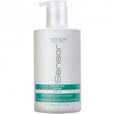 REVLON Professional Sensor Moisturizing Conditioning-Shampoo - Шампунь-кондиционер для сухих волос Увлажняющий 750мл