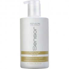 REVLON Professional Sensor Nutritive Conditioning-Shampoo - Шампунь-кондиционер для Очень сухих волос Питательный 750мл