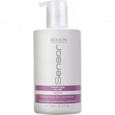 REVLON Professional Sensor Volumizer Conditioning-Shampoo - Шампунь-кондиционер для волос склонных к жирности для Объема 750мл