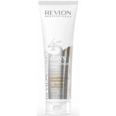 REVLON Professional REVLONISSIMO Color Care Shampoo & Conditioner Highlights - Шампунь-кондиционер для мелированых волос 275мл