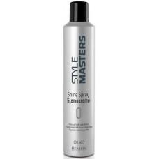 REVLON Professional STYLE MASTERS Shine Spray Glamourama 0 - Спрей для естевственной фиксации и ультраблеска 300мл