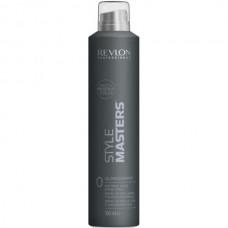 REVLON Professional STYLE MASTERS Glamourama 0 - Спрей для естевственной фиксации и ультраблеска волос 300мл