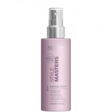 REVLON Professional STYLE MASTERS Memory Spray 1 - Спрей для укладки волос ПЕРЕМЕННОЙ фиксации 150мл