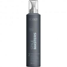 REVLON Professional STYLE MASTERS Modular Mousse 2 - Мусс для укладки волос СРЕДНЕЙ фиксации 300мл