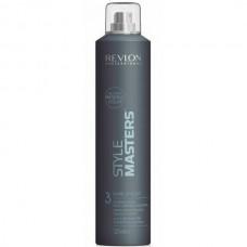 REVLON Professional STYLE MASTERS Pure Styler Hairspray 3 - Лак неаэрозольный для волос СИЛЬНОЙ фиксации 325мл