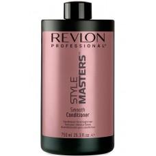 REVLON Professional STYLE MASTERS Smooth Conditioner - Кондиционер для гладкости волос 750мл
