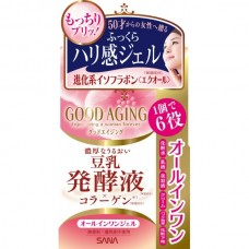 SANA Good aging cream - Крем для лица Увлажняющий и Подтягивающий 6-в-1 для ЗРЕЛОЙ КОЖИ 100гр