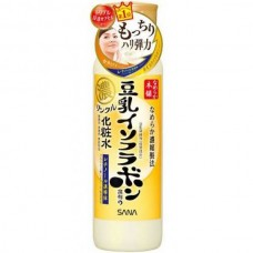 SANA Soy Milk Wrinkle Lotion - Лосьон для лица Увлажняющий и Подтягивающий с ретинолом и изофлавонами сои 200мл
