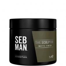 SEBASTIAN Professional SEB MAN THE SCULPTOR - Глина для длительной фиксации с матирующим эффектом 75мл