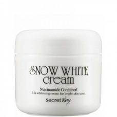 secret Key SNOW WHITE Cream - Крем для лица и тела Отбеливающий 50мл