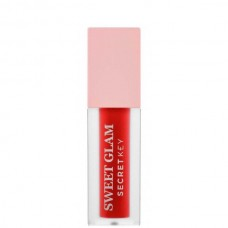 secret Key SWEET GLAM Velvet Tint #05 Deep Cherry - Тинт для губ вельветовый ТЁМНАЯ ВИШНЯ 5гр