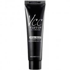 secret Key V Lift UP CC Cream SPF50+ PA+++ - СС Крем для лица Защитный с лифтинг-эффектом 30мл