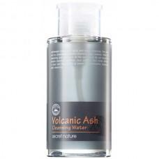 secret nature Volcanic Ash Cleansing Water - Мицеллярная вода для лица Очищающая с ВУЛКАНИЧЕСКИМ ПЕПЛОМ 300мл